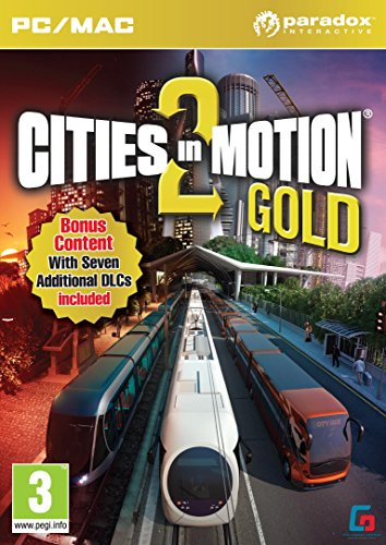 Cities in Motion 2 Gold  (PC)