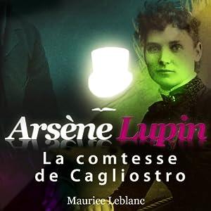 La comtesse de Cagliostro (Arsène Lupin 28) Audiobook