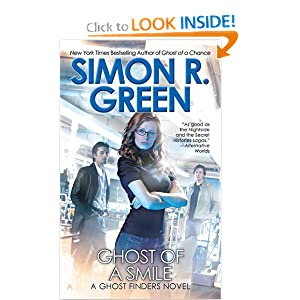 Ghostfinders 02 - Ghost of a Smile - Simon R. Green