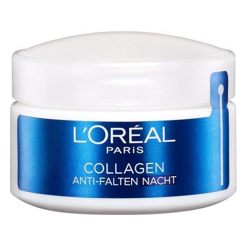 L'Oréal Paris Dermo Expertise Collagen Anti-Falten Nachtpflege, 50 ml