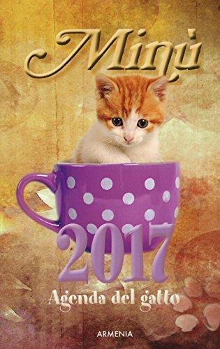 Minù. Agenda del gatto 2017