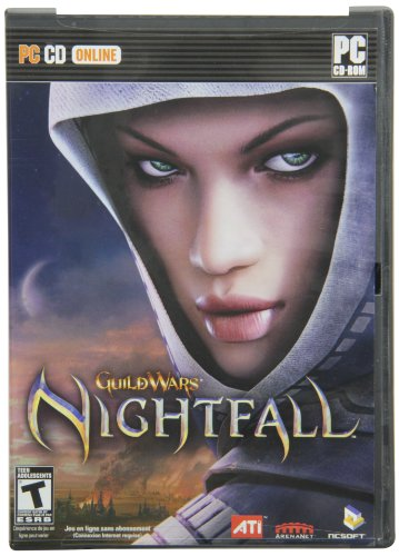 Guild Wars: Nightfall - French Only - Standard Edition