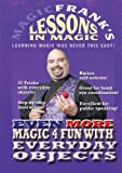 echange, troc Magicfrank's Lessons in Magic: More Magic 4 Fun [Import anglais]