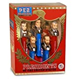 Pez Presidents of The United States Vol 4 1861-1881 Collector Education Series