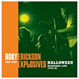 Halloween: Recorded Live 1979-81 [VINYL] Roky Erickson