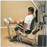 Powerline BSGLPX Leg Press for BSG10X Home Gym