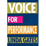 Voice for Performance (Applause Acting Series)