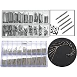 360 PCS Watch Band Link Cotter Pins Tool Sets 6mm-23mm