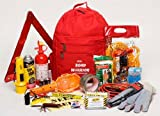 Urban Road Warrior Emergency Car Kit (21 Piece)