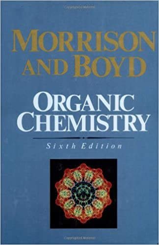 Image result for Organic Chemistry by Morrison and Boyd