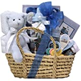 Great Arrivals Baby Gift Basket, Baby Essentials Boy