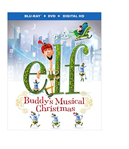 Elf: Buddy's Musical Christmas (Blu-ray+DVD+UltraViolet Combo)