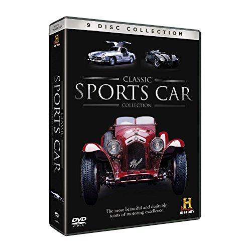 Classic Sports Car Collection [DVD] [Edizione: Regno Unito]