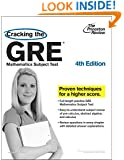 Cracking the GRE Mathematics Subject Test, 4th Edition
