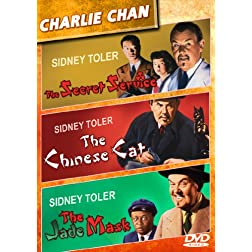 Charlie Chan: In the Secret Service/The Chinese Cat/The Jade Mask