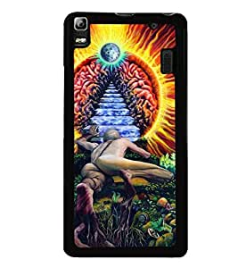 Droit Customised Designer Back Covers for Lenovo A7000 By Droit store.