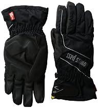 Showers Pass Crosspoint Hardshell Gloves, Black, Large