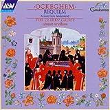 Chormusik von Ockeghem, Pierre de la Rue und Brumel