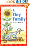 Scholastic Reader: A Tiny Family: Lev...