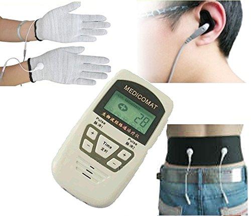 Arthritis Treatment Medicomat-10G Conductive Brace Belt For Arthritis Low Back Pain Lumbar Vertebrae Stabilisation And Support Acupuncture Massage