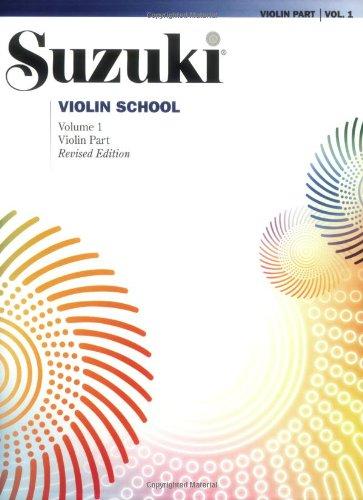 Suzuki Violin School: Violin Part, Vol. 1