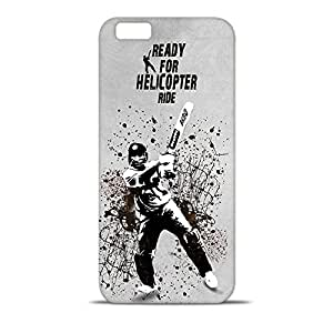 ezyPRNT Hellicopter Ride Hard Back Case For Apple iPhone 6