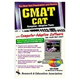 GMAT CAT w/ CD-ROM-- The Best Test Prep for the GMAT CAT (GMAT Test Preparation)