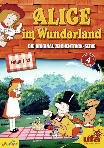 Alice im Wunderland - Staffel 1, Folge 01-13 [2 DVDs]