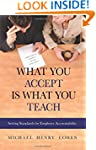 What You Accept Is What You Teach: Se...