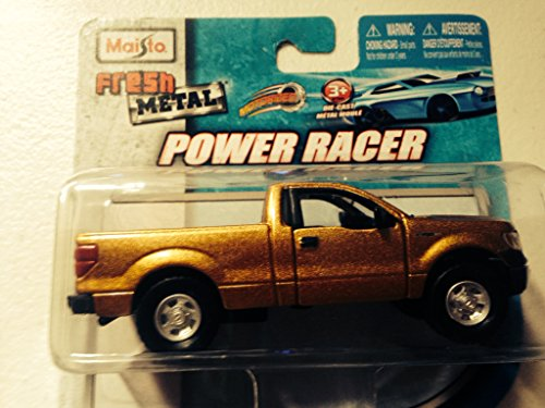 Maisto Diecast Fresh Metal Power Racer Ford F-150 XL - 1