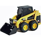 Bruder 02431 Caterpillar Skid Steer Loaderby Bruder
