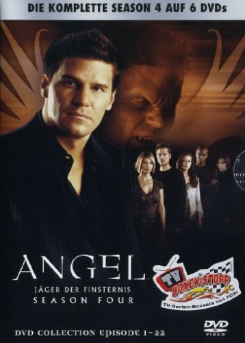 Angel - Jäger der Finsternis: Die komplette Season 4 (6 DVDs)