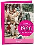 Image de 1966 - Ein ganz besonderer Jahrgang Zum 50. Geburtstag: Jahrgangs-Heftchen mit Umschlag