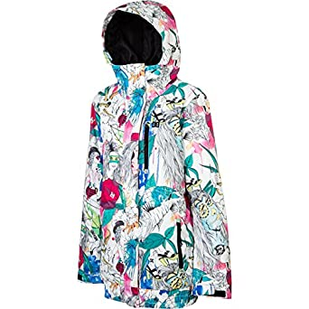 DC Snow ADJTJ00007 Women's Technical Jackets Snow Jacket MPB9 XS