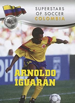 Arnoldo Iguaran (Superstars of Soccer: Colombia)