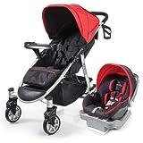 Summer Infant Spectra Travel System with Prodigy Infant Car Seat, Jet Set