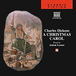 A Christmas Carol [Naxos AudioBooks Version] Audiobook