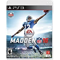 Madden NFL 16 for PS3