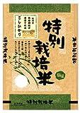 【新米】 信州産 農薬不使用米 玄米 こしひかり 5kg 平成26年産