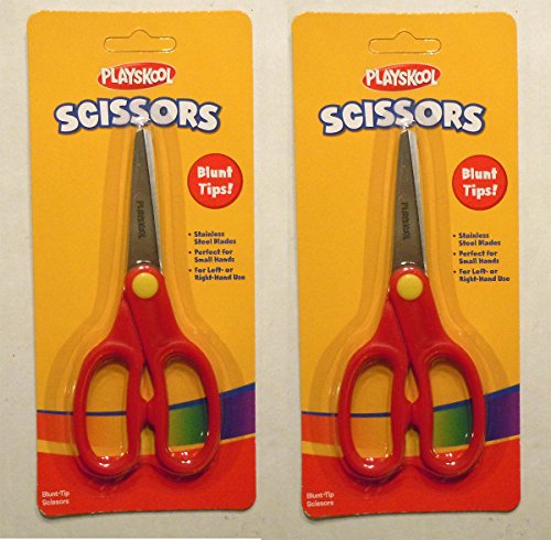 Playskool Safety Scissors (2 Pack) - 1