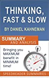 img - for Thinking Fast and Slow by Daniel Kahneman: An Action Steps Summary and Analysis book / textbook / text book