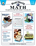 Real-World Math: Strengthen the Math Skills Needed in Everyday Life, Grades 1-2 (1594410526) by Susan Carroll