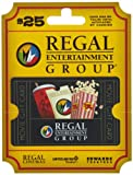 Regal Entertainment Gift Card $25 thumbnail