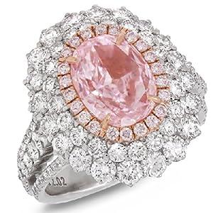 Allurez - Femmes - Rings - Or 2 couleurs 750/1000 (18 carats) 12.2 gr