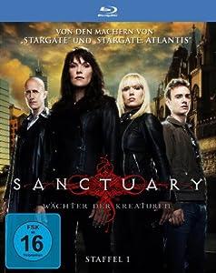 Sanctuary - Wächter der Kreaturen - Season 1 [Blu-ray] [Import allemand]