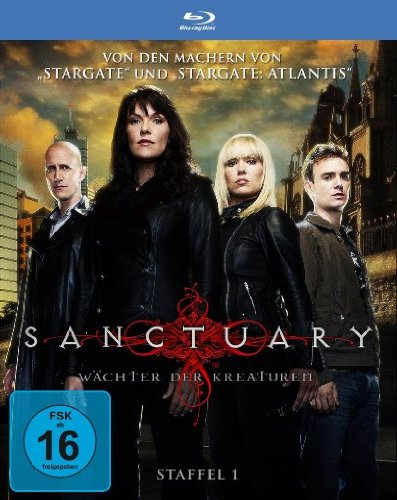 Sanctuary - Staffel 1 [Blu-ray]