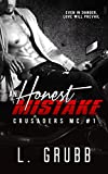 An Honest Mistake (Crusaders MC Book 1)