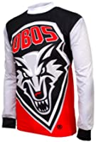 NCAA New Mexico Lobos Mountain Bike Cycling Jersey by Adrenaline Promotions