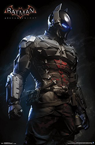"Trends International Armor Batman Arkham Knight Wall Poster, 22"" by 34"" at Gotham City Store"