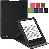PU Leather Flip Stand Case Cover for Amaon Kindle